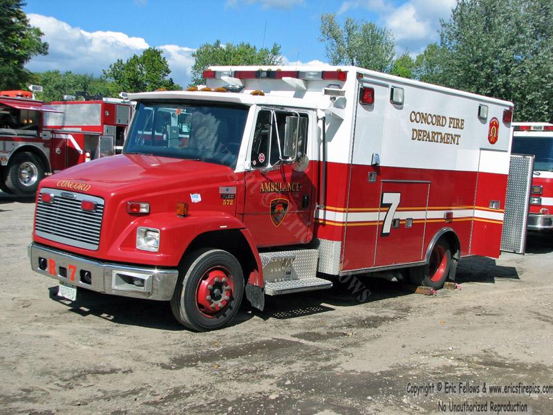 Concord Ambulance