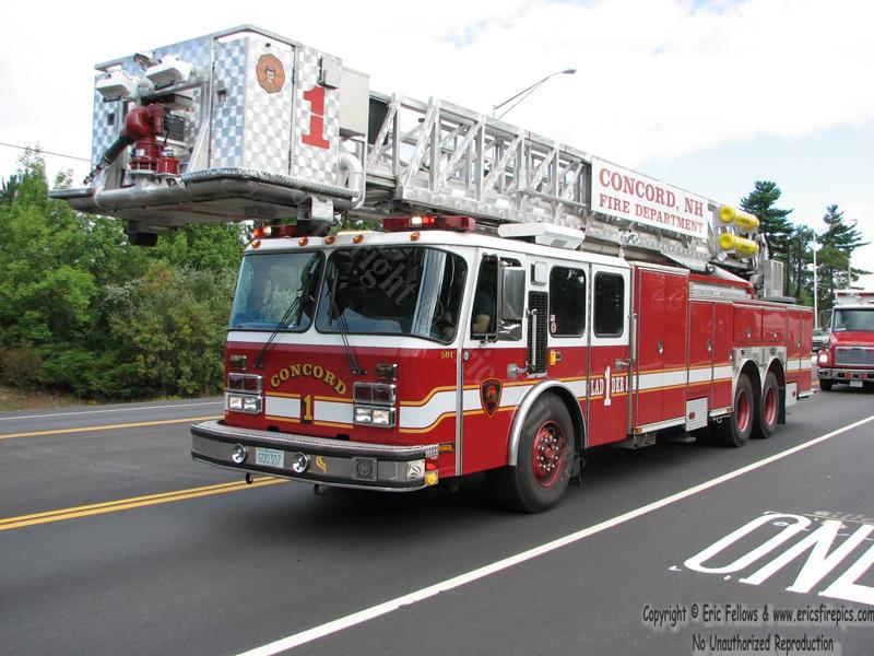 Concord Ladder